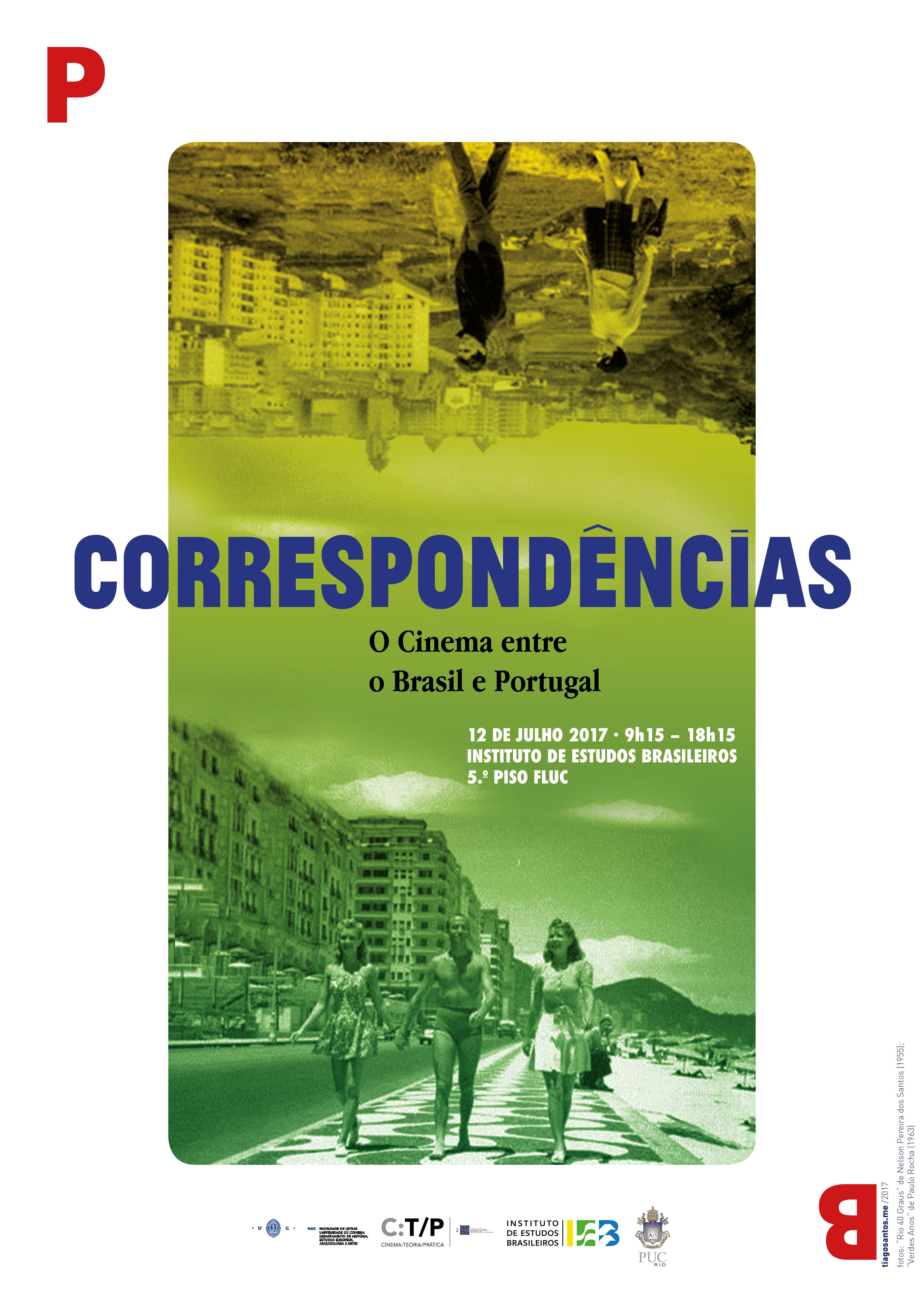 2017-06-30 OMS Correspondencias - O Cinema entre o Brasil e Portugal
